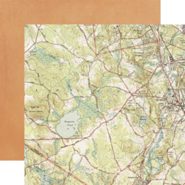 """SV Great Escape Made to Wander Double Sided 12x12"""" - Unit of 5"""
