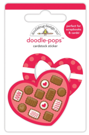 Sweetheart Doodlepop     - Unit of 3