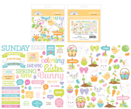 Hoppy Easter Odds & Ends - Unit of 3
