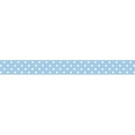 Bubble Blue Swiss Dot Washi Tape Unit of 3