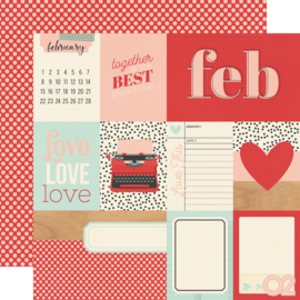 Hello Today - February - Unit of 5