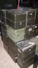 Aluminium kist NL leger 24x34x29cm
