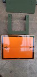 DAF ADR bord klapbaar NL leger gevaarlijke stoffen 30x40 cm