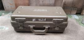 Koffer zwaar kunststof