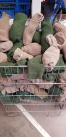 Leger sokken gebruikt vanaf €2,50 per paar.