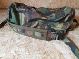 NL leger rugzak  60l camo incl. daypacks