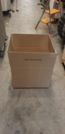 Kartonnen doos met nsn nummer nl leger 50x40x43cm