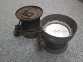 Originele (NL) legerlamp