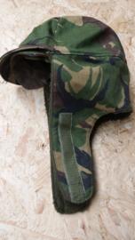 Camouflage NL legermuts met oorflappen