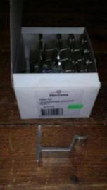 Hermeta 3543-02 Leuninghouders doos 20 st