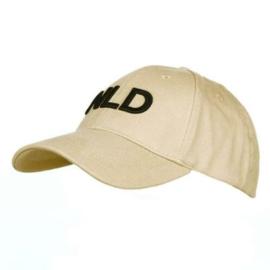 Diverse NLD cap pet veldpet baseballcap