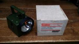 Bardic handlamp lantern chloride lantaren legerlamp