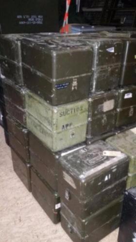 Aluminium Leger Kist.Aluminium Kist Nl Leger 24x34x29cm Legerdump Van Altena