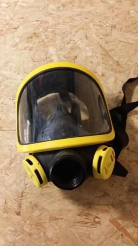 Arbin compact air gasmasker nu incl filter P3
