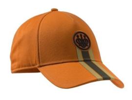 Beretta - Corporate Striped Cap - Orange