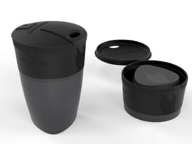 Pack-up-Cup Black