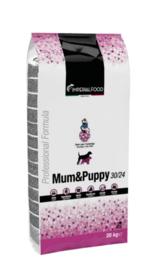 Mum & Puppy (30/24)