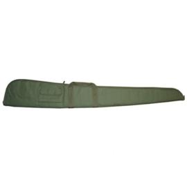 Foedraal geweer groen 600D polyester met sponge 132cm