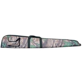 Foedraal geweer camouflage 600D polyester met sponge 132cm