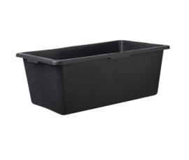 Wild bak 90 Liter zwart | Wildbak