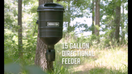 Directional 15 Gallon Hanging Feeder