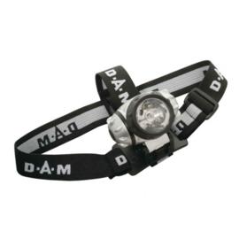Hoofdlamp DAM 7 leds