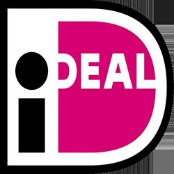Betaal gemakkelijk online via ideal!