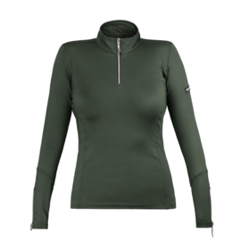 Horsegloss - Trainingsshirt Bella 'Olive'