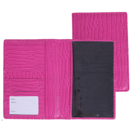 Paarden paspoort Roze