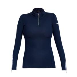 Horsegloss - Base Layer shirt' Bella' navy