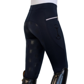 Horsegloss - Rijlegging 'Technical stretch' Navy