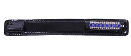 Sporenbeschermer Beyonce zwart/blauw