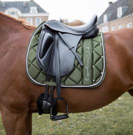 Horsegloss zadeldek - EQUESTRIAN CLUB OLIVE
