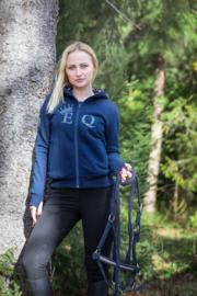 Equestrian Queen hoodie 'Vanessa'