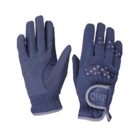 QHP - Handschoenen Stars Blauw