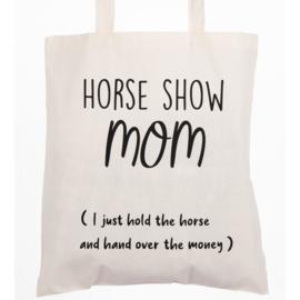Happy Horse Gear - Tote bag 'Horse Show Mom'