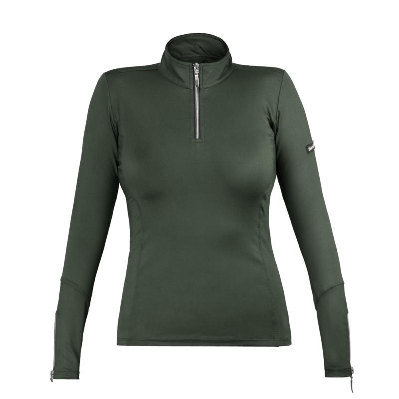 Horsegloss - Trainingsshirt Bella 'Olive'