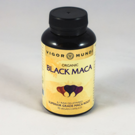 SUPERIOR GRADE MACA ROOT - 6:1 RAW GELATINISED