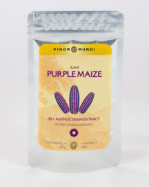 Raw PURPLE MAIZE 30:1 ANTHOCYANIN EXTRACT