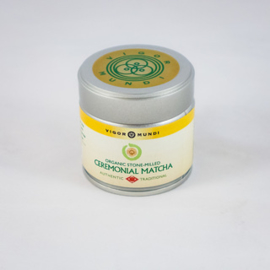 Raw Organic CEREMONIAL MATCHA