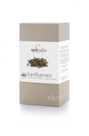 hemp seeds unshelled 500 grams