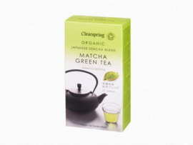 Organic Japanese Sencha Blend - Matcha Green Tea