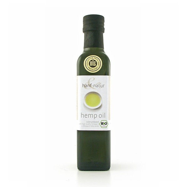 hempseed oil 250 ml