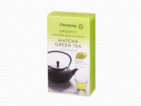 Organic Japanese Sencha Blend - Matcha Green Tea