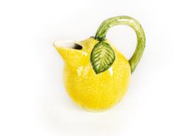 Water/wijn karaf citroen  1 liter