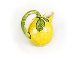 Water/wijn karaf citroen  1 liter NIEUW