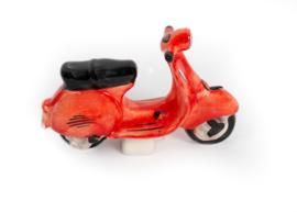 Rode Vespa