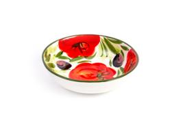 Schaaltjes antipasto tomaat/olijf in 3 maten
