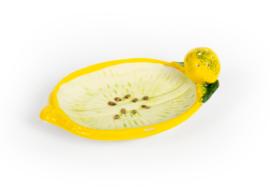 Citroen schaaltje citroenvorm