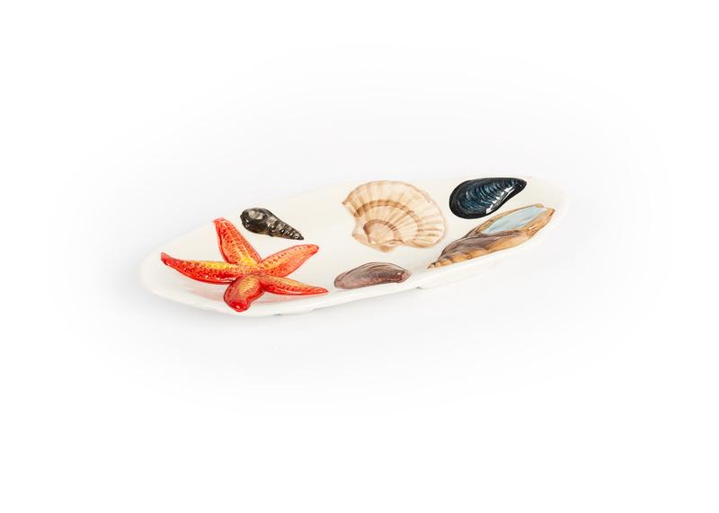 Schaaltje frutti di mare /zeevruchten